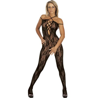Catsuit Lace Up Front