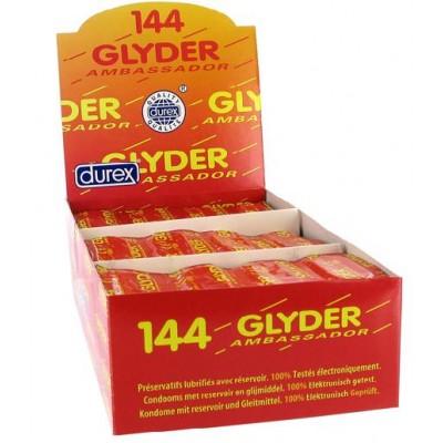 Durex Glyder Condoms 144