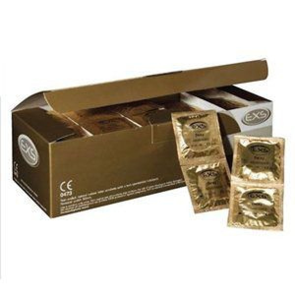 EXS Delay Condoms - 144 Clinic Pack