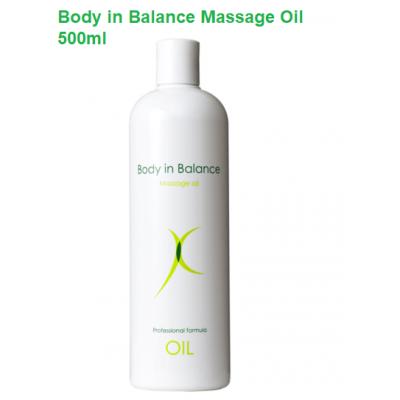 Body in Balance Massage Oil 500ml